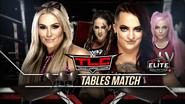 Natalya vs. Ruby Riott TLC 2018