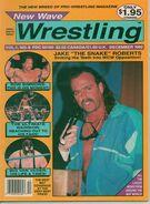 New Wave Wrestling - December 1992