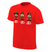 The New Day Who Who Who Holiday T-Shirt