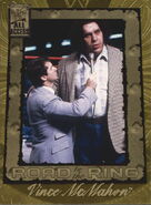 2002 WWF All Access (Fleer) Vince McMahon 86