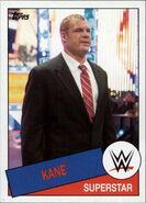 2015 WWE Heritage Wrestling Cards (Topps) Kane 77