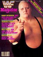 August 1986 - Vol. 4, No. 5