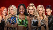 BL 2017 Six Woman Tag Match