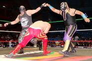 CMLL Domingos Arena Mexico 11-19-17 2