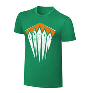 Finn Bálor Demon Arrival St. Patrick's Day T-Shirt