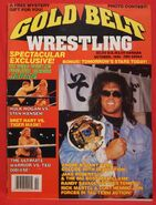 Gold Belt Wrestling - October 1990