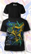 Jeff Hardy Abstraction T-Shirt
