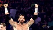 King Barrett (WWE Superstar Ink) 6