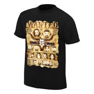 NXT TakeOver San Antonio Event T-Shirt