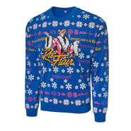Ric Flair Light Up Ugly Holiday Sweatshirt 2019