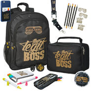Sasha Banks Legit Boss Back To School Deluxe Package (23 Piece Set)