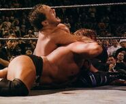 Wrestlemania 20 Crossface-2