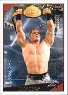2009 WWE (Topps) John Cena 86