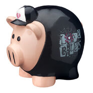 AJ Lee Black Piggy Bank