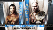 Bobby Roode vs. TNA World Heavyweight Champion Kurt Angle (Title Match)