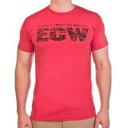 ECW Old School Logo T-Shirt