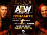 May 20, 2020 AEW Dynamite results