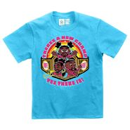 The New Day There's A New Champ Youth Authentic T-Shirt