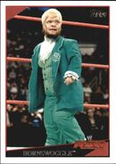 2009 WWE (Topps) Hornswoggle 28