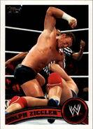 2011 WWE (Topps) Dolph Ziggler 13