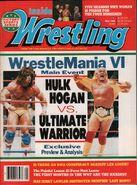 Inside Wrestling - May 1990