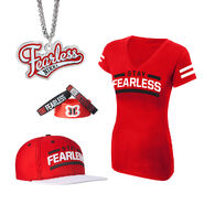 Nikki Bella Stay Fearless Halloween Women's T-Shirt Package