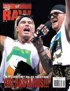 Raw Magazine May 1998