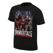 WWE Immortals Superpowered Official Youth T-Shirt