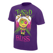 WrestleMania 34 Twisted Bliss Alexa Bliss T-Shirt