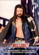 2018 WWE Road to Wrestlemania Trading Cards (Topps) The Brian Kendrick 48