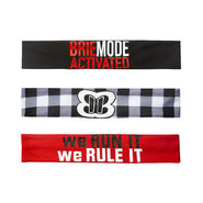 Brie Bella Brie Mode Activated 3-Piece Headband Set