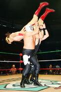 CMLL Domingos Arena Mexico 11-19-17 11