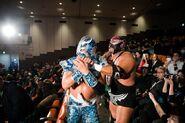 Estrella Executive Committee-Stardom-Tokyo Gurentai Produce Lucha Libre Estrella Fiesta 18