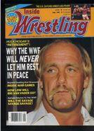 Inside Wrestling - September 1992