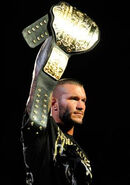 Randy Orton accepts Christian's challenge for the World Title 10-6-2011.JPG - 1