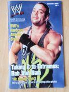 Rob Van dam magazine