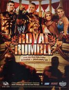 Royal Rumble 2006 Poster