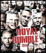 Royal rumble 2014
