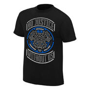 The Shield No Justice Without Us Special Edition Youth T-Shirt
