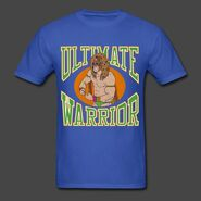 Ultimate Warrior Vintage Shirt