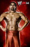 WWE 2K14 Great Khali