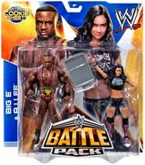 WWE Battle Packs 28 AJ Lee & Big E Langston