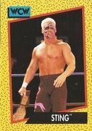 1991 WCW (Impel) Sting 2