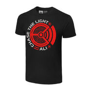 Ali Chase the Light Authentic T-Shirt