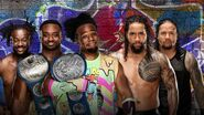 SS 2017 New Day v Usos