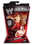 WWE Elite 8 Evan Bourne
