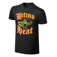 WWE x NERDS Eddie Guerrero Latino Heat Cartoon T-Shirt