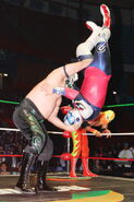CMLL Martes Arena Mexico (July 3, 2018) 12