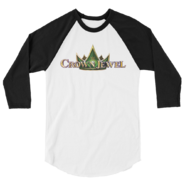 Crown Jewel Logo Sleev Raglan T-Shirt