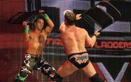 DX vs Jerishow TLC1